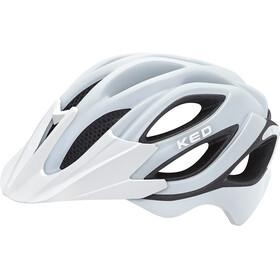 KED Paganini Visor - Casque de vélo - blanc